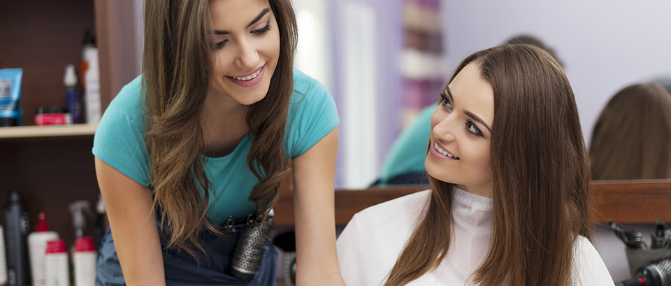 Accompagnement coiffeur femmes